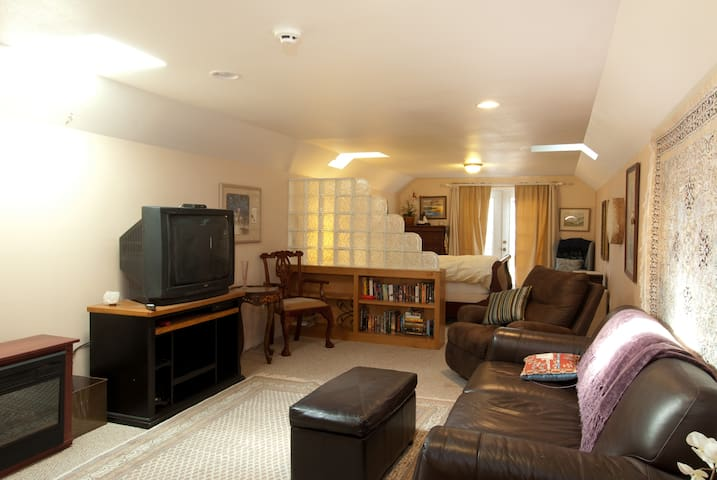 Furnished Upper Condo in Gig Harbor - Gig Harbor - Apartament