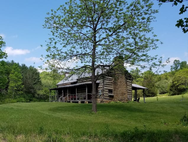 Blue Ridge Getaway-Maggie's Farm cabin