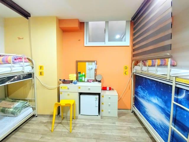 HostelTommy Woman Dormitory Bed (Jongno)a