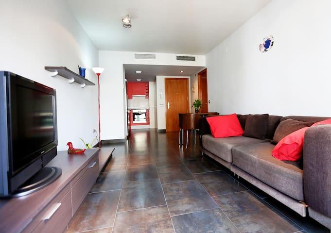 Apartamento Deluxe 1 Dormitorio - Vistas Ciudad