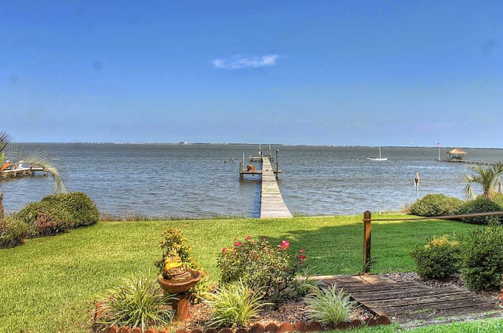 waterfront vac. rental on NC Coast - Newport - Apartment