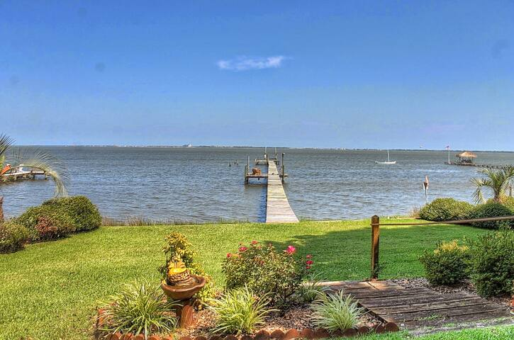 waterfront vac. rental on NC Coast - Newport - Leilighet