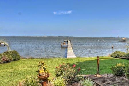 waterfront vac. rental on NC Coast - Newport - Flat