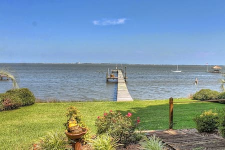 waterfront vac. rental on NC Coast - Newport