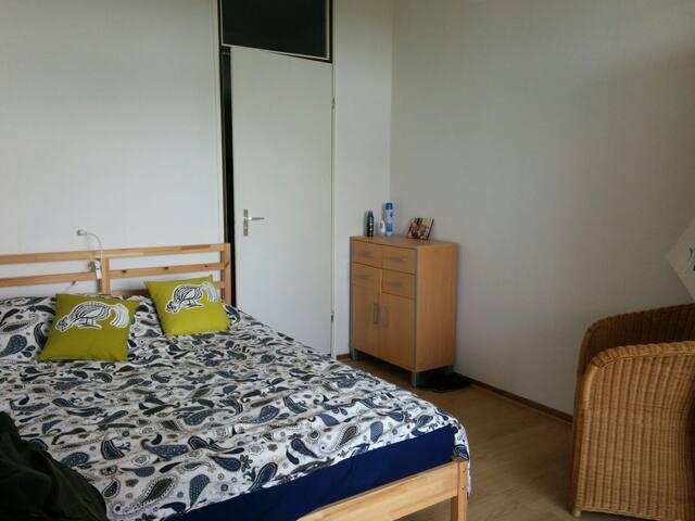 A Cozy room including parking - Nieuwegein - Apartment