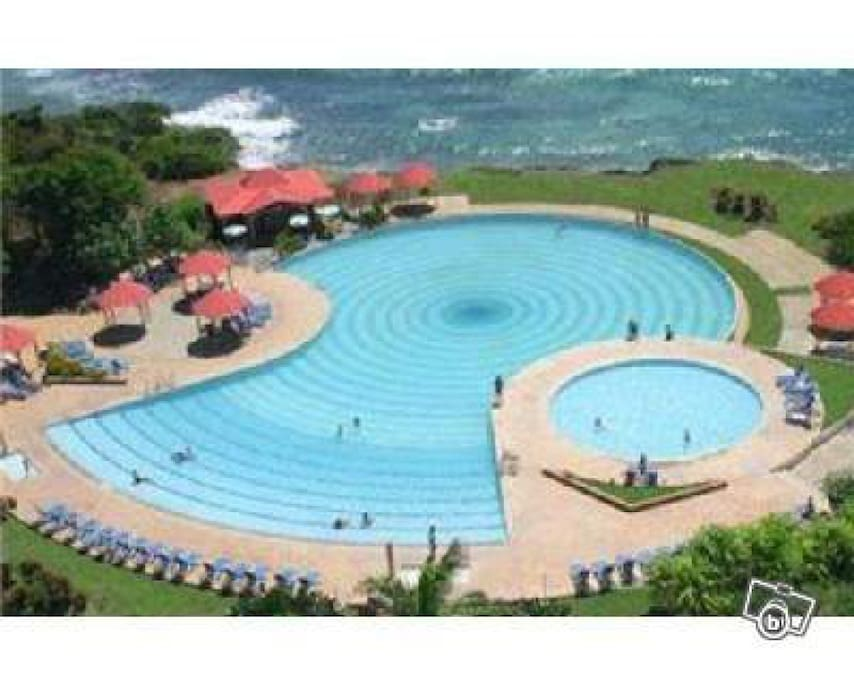 piscine à 50m