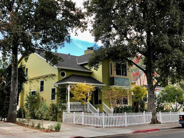 Beautiful downtown home. Just remodeled. All new