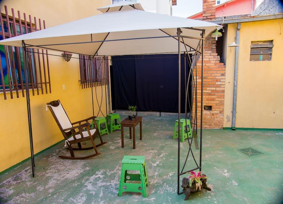 Sala para ensaios
