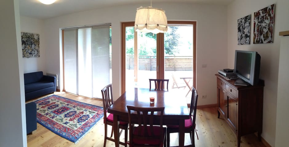 Beautiful 2 rooms with view - Bad Kleinkirchheim - Departamento