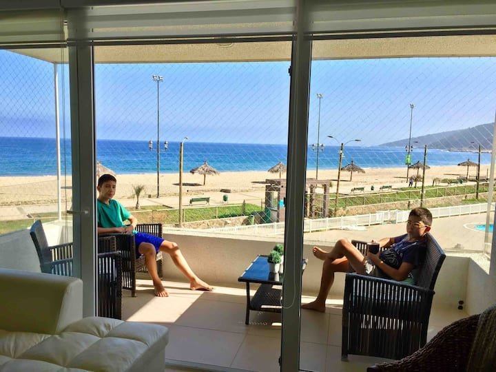PUNTA PUYAI - Punta del Rey  🏖 ☀️🐠Sábanas y toallas