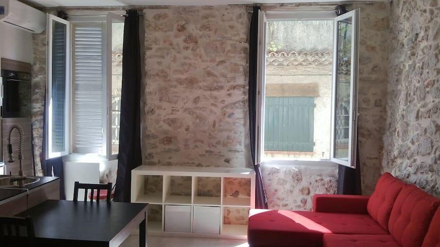 Très bel appartement, 5mn de la mer