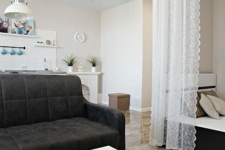 1-к квартира на Октябрьском проспекте 117