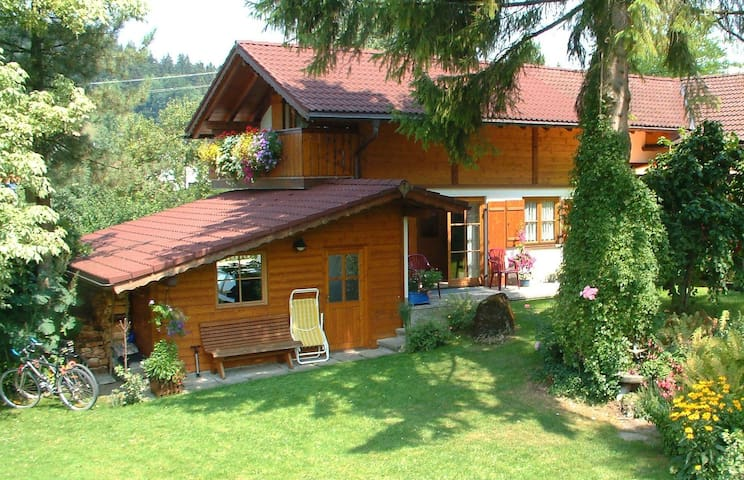 Apartement**** in the Mountains - Immenstadt - Apartamento