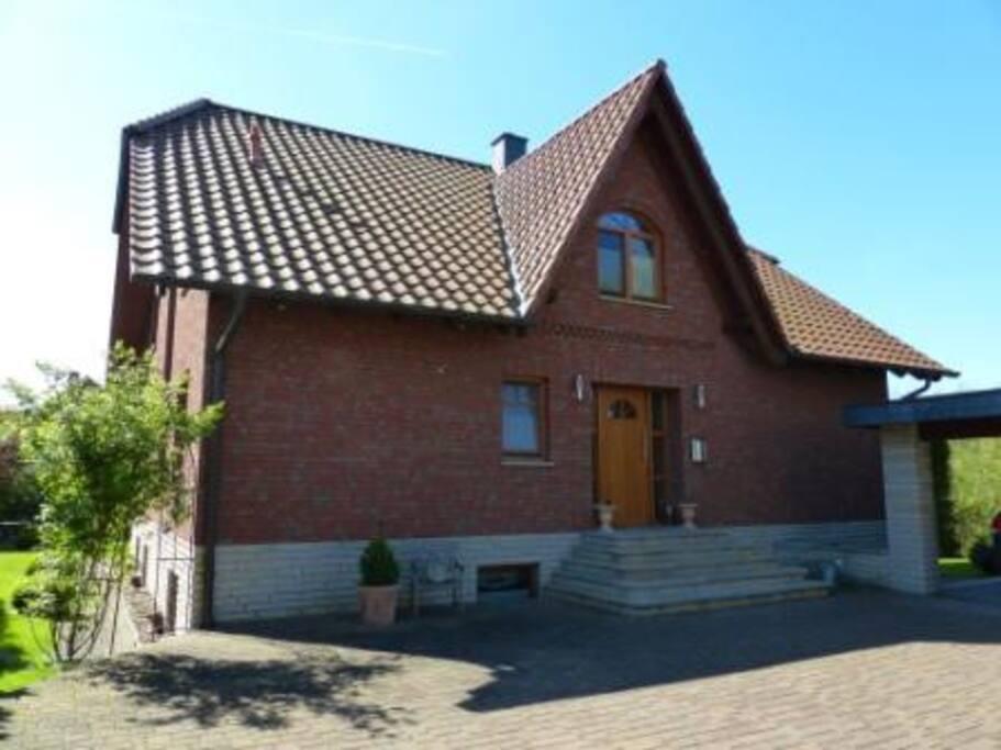Ferienwohnung dettmer b ckeburg huizen te huur in for Dettmer homes