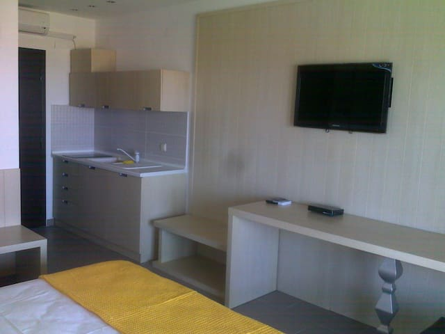 DIMAR ROOMS & STUDIOS - Ιερισσός - Квартира