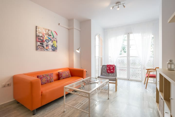 Nice apartment in the city center of Malaga