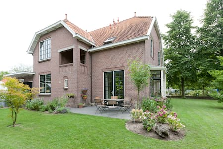Monumental villa, near Deventer - Olst - Bed & Breakfast