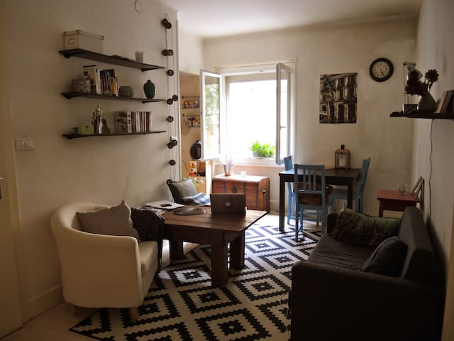 Cozy appartment in Lausanne center - Lausanne - Leilighet
