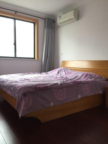 两室两厅带厨卫,交通方便,整洁干净 - 上海 - Lägenhet