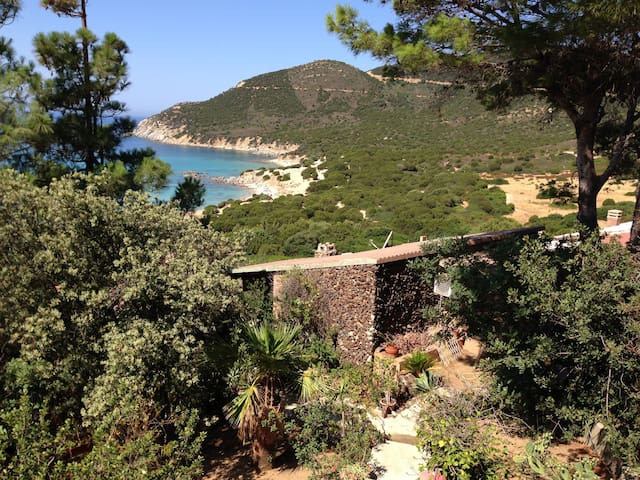 Holiday home with spectacular views - Porto Sa Ruxi - Apartment