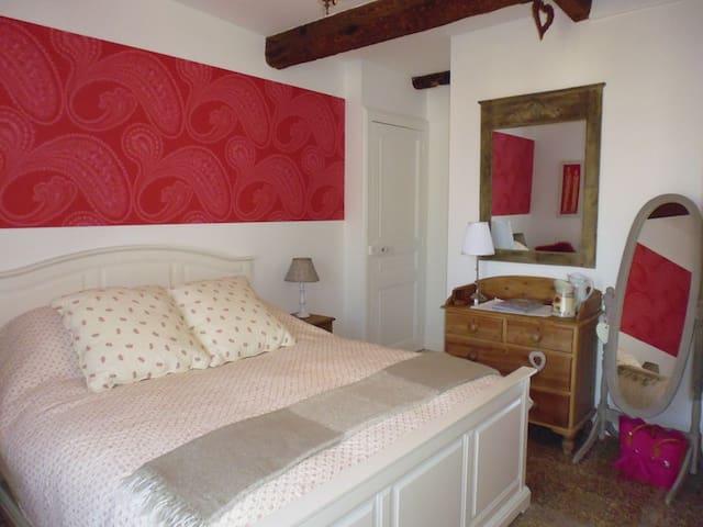 Numero Cinq - Chambres d'Hotes/B&B - Saint-Geniès-de-Fontedit