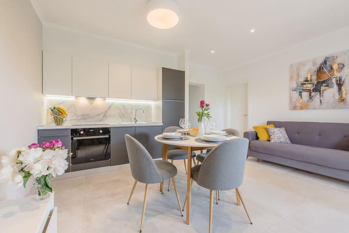 Brand new stylish apartment Marta - II
