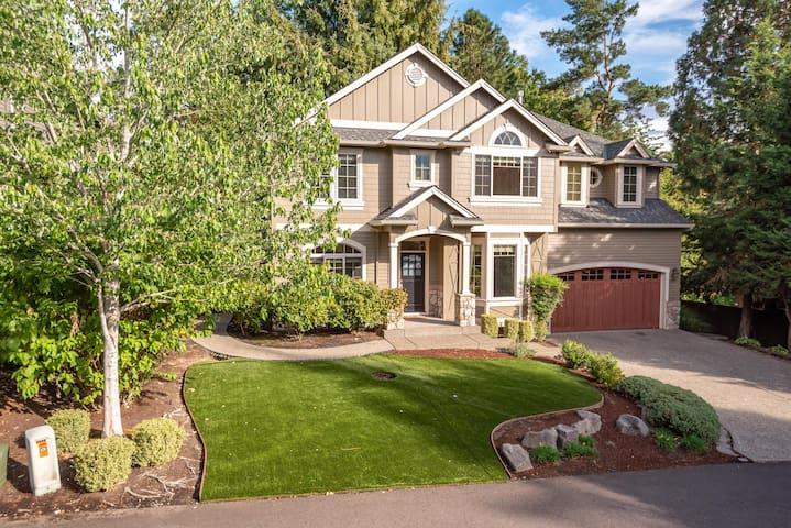 SW Portland  Area Executive Home