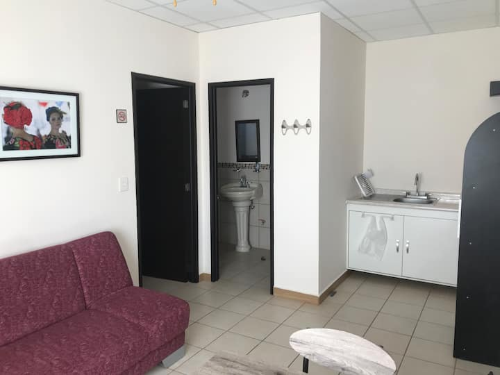 Nueva! cómoda y agradable Suite en Oaxaca centro