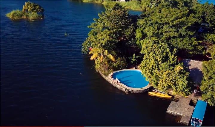 Une île pour vous tout seuls !