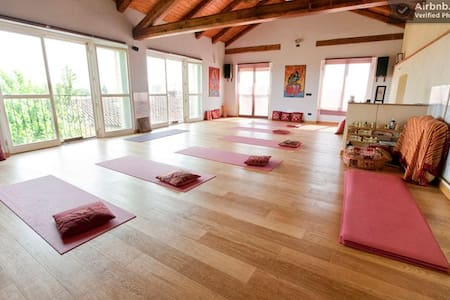 CASCINA ANANDA - YOGA & RELAX -   - Province of Asti - Penzion (B&B)