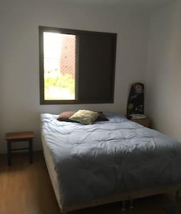 Apartamento com bela vista para as montanhas - Nova Lima