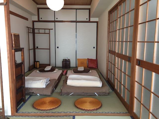 1 station from Namba / super convenient location - Naniwa-ku, Ōsaka-shi - Apartmen