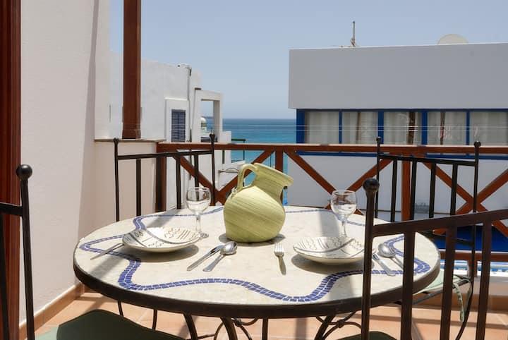 Apartamento Centrico Playa Blanca!