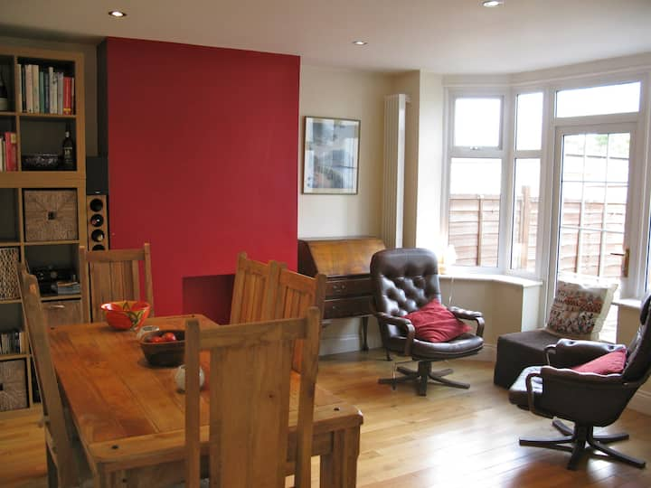 Beautiful two bed house in Oxford