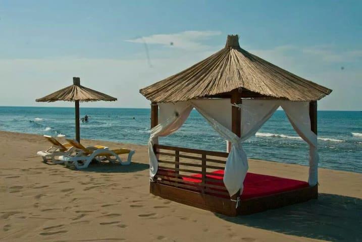 Room Montenegro, Long Beach, Ulcinj - Ulcinj - บ้าน