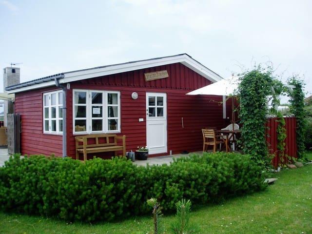 100 m til Limfjorden - Logstor - Cabaña