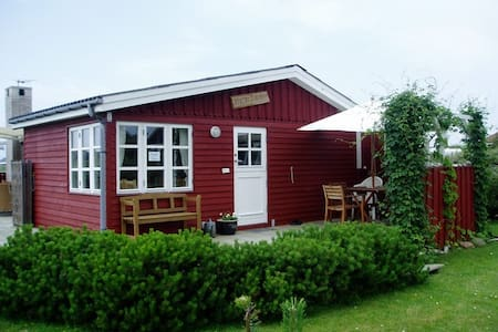 100 m til Limfjorden - Logstor - Cottage