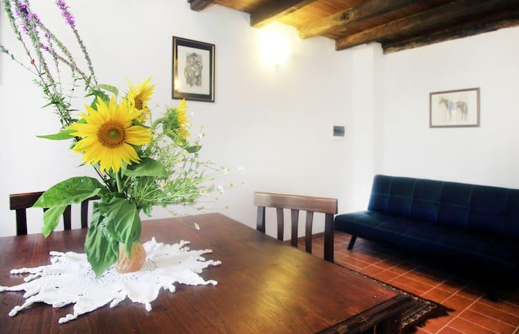 Appartamento indipendente montagna lago i Cardi - Poggio San Giovanni di Pescorocchiano