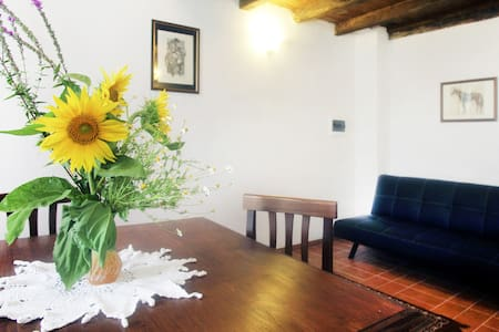 Appartamento indipendente montagna lago i Cardi - House