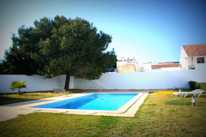 MINI LOFT WITH GARDEN AND POOL - Menorca - Wohnung