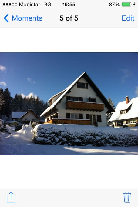 Haus am see in schluchsee maisons louer schluchsee for Baden baden allemagne maison close