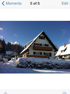 Haus Am See in Schluchsee - Schluchsee - Talo