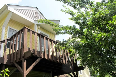 Studio Apartment with Private Deck - Ossining