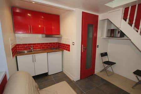 DUPLEX 4min to Subway STATION - Pantin - Apartamento