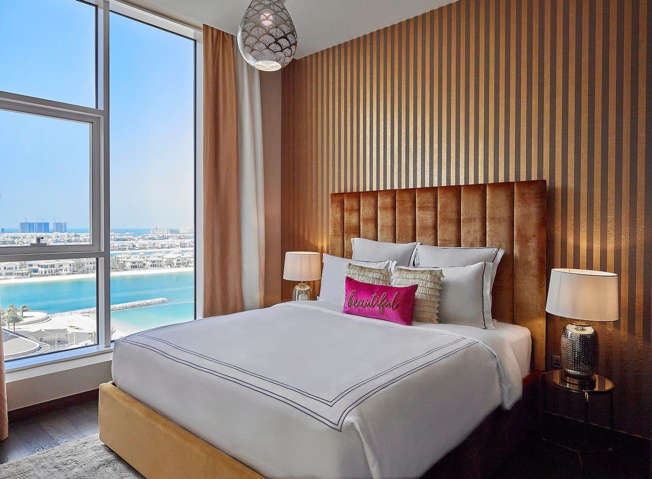Bedroom | Sea View