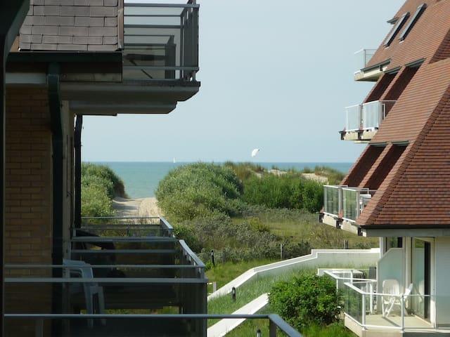 Studio tous conforts dunes & mer .. - Oostduinkerke  - Apartment