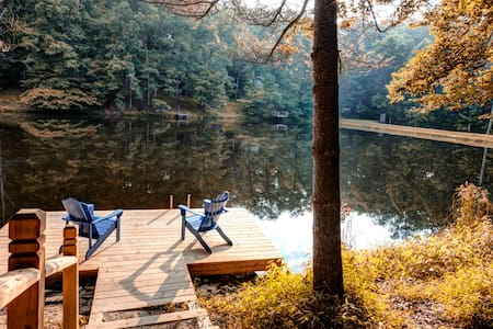 Silver Moon Lake Retreat - Nashville