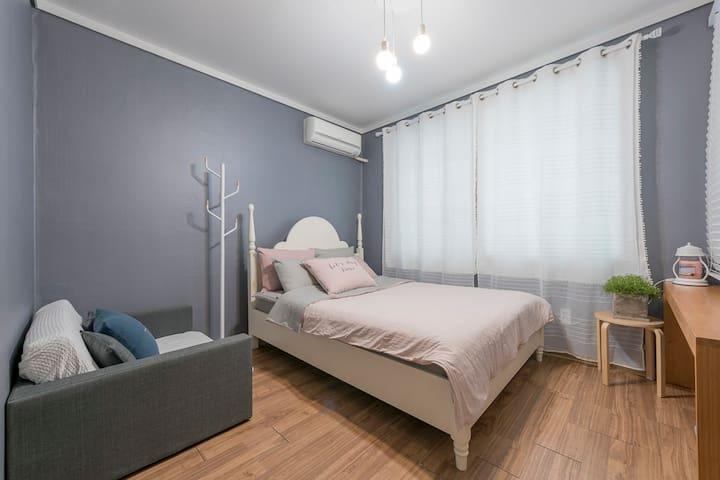 더블룸(double room)