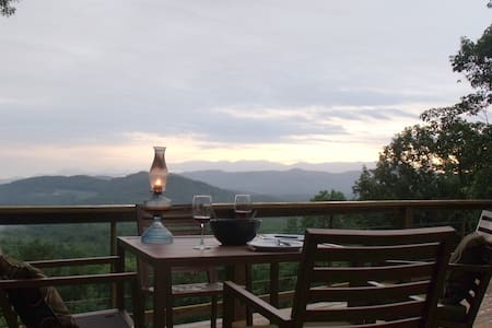 Amazing Views, Blue Ridge Mountains - Spruce Pine - Hus