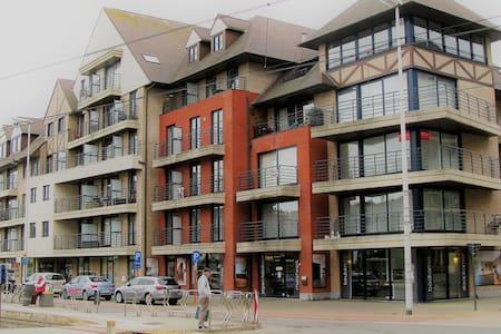 Sint-Idesbald, Residentie Catamaran